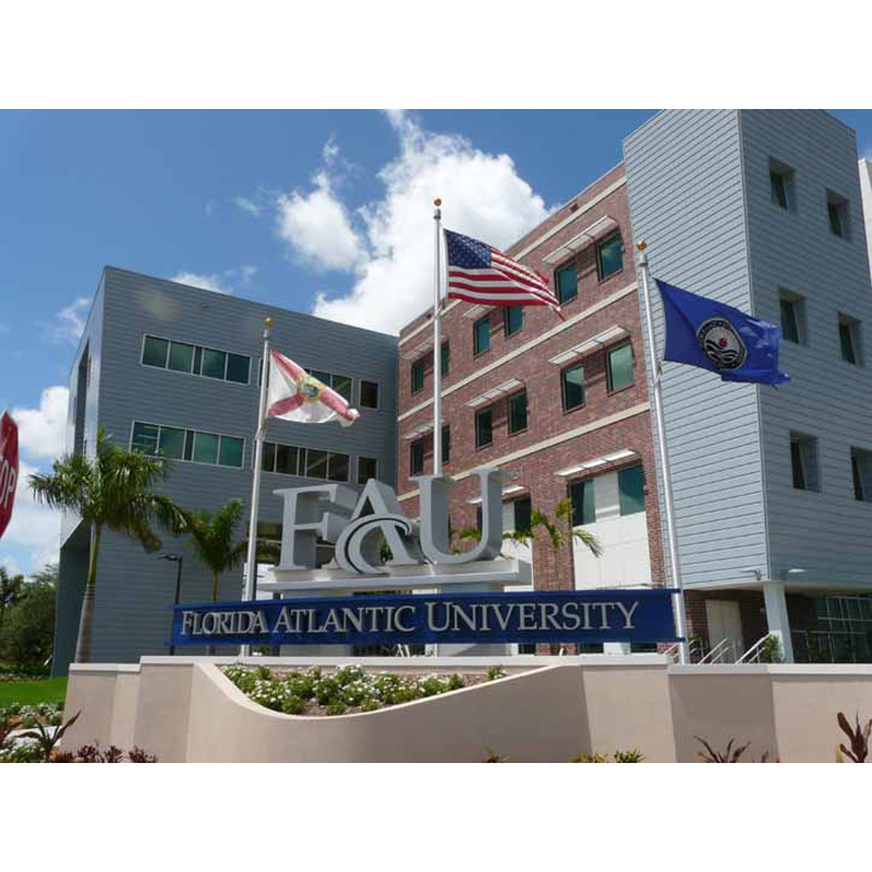 Florida Atlantic University picture.