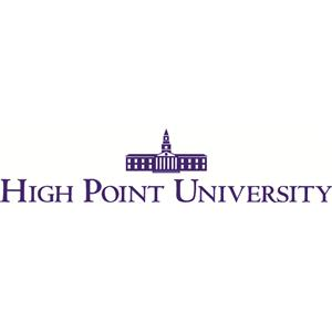 High Point University logo.