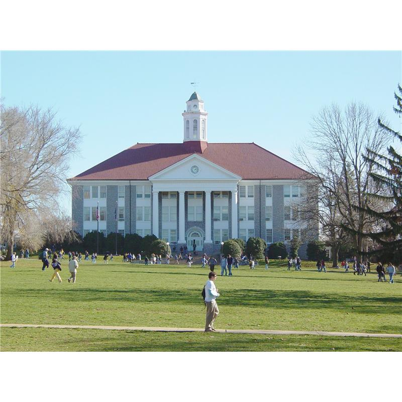 James Madison University picture.