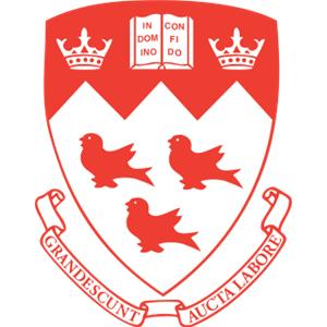McGill University logo.