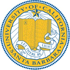 University of California, Santa Barbara logo.