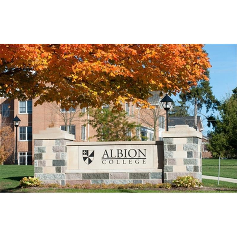 Albion College picture.