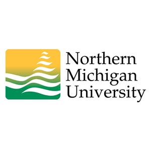 Northern Michigan University logo.