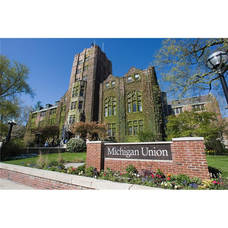 University of Michigan picture.