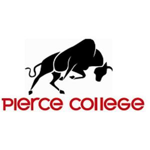 Los Angeles Pierce College, Woodland Hills logo.