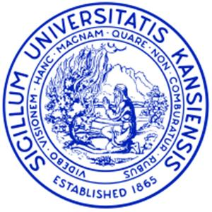 University of Kansas logo.