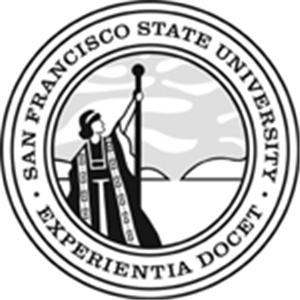 San Francisco State University logo.