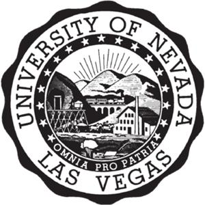 University of Nevada - Las Vegas logo.