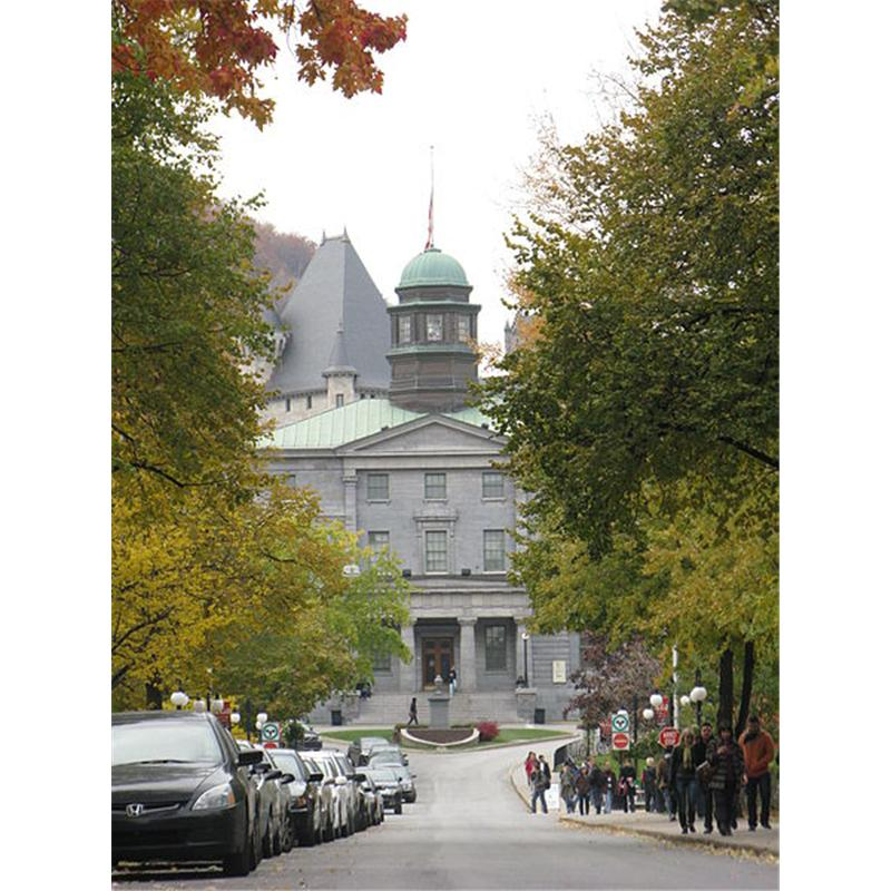 McGill University picture.