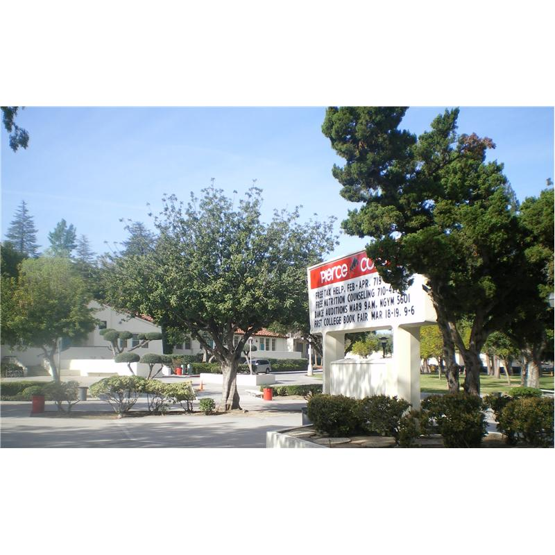 Los Angeles Pierce College, Woodland Hills picture.