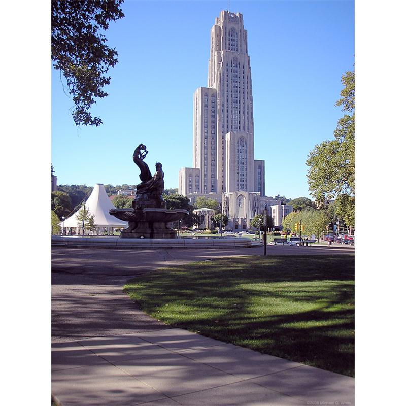 University of Pittsburgh picture.