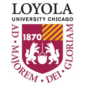 Loyola University, Chicago logo.
