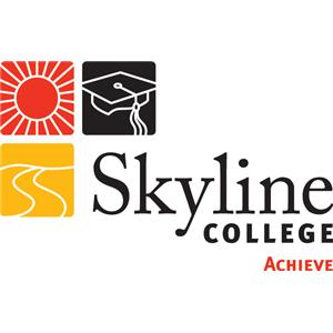 Skyline College logo.