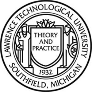 Lawrence Technological University logo.