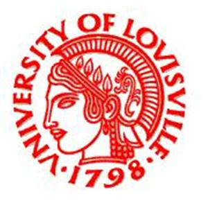 University of Louisville logo.