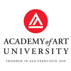 Academy of Art University logo.