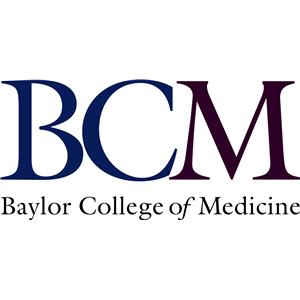 Baylor College of Medicine, Texas Medical Center logo.