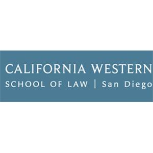California Western School of Law logo.
