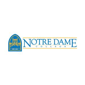 Notre Dame College of Ohio logo.