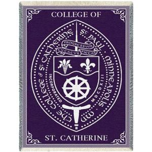 The College of St. Catherine logo.