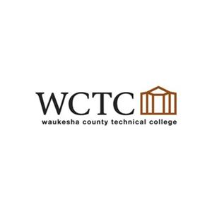Waukesha County Technical College logo.