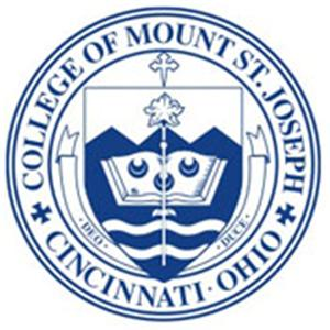 College of Mount St. Joseph logo.