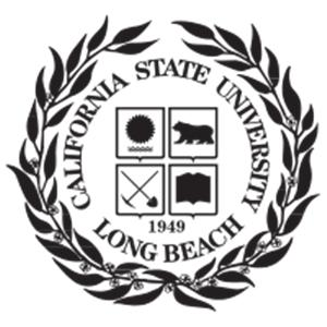California State University, Long Beach logo.