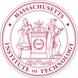 Massachusetts Institute of Technology logo.