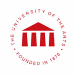 University of the Arts (PA) logo.