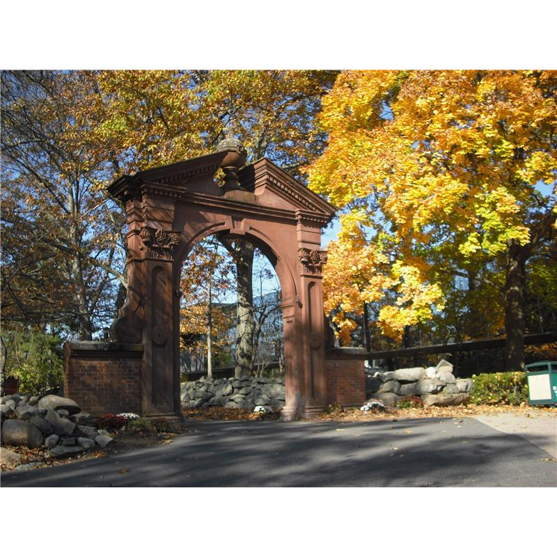 Ramapo College picture.