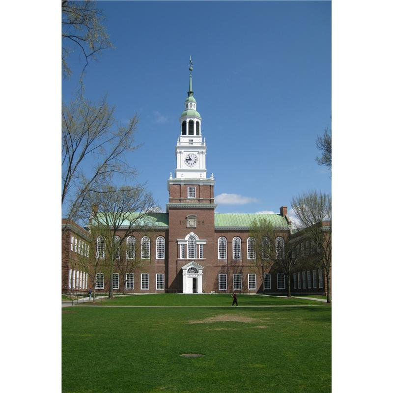 Dartmouth College picture.