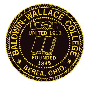Baldwin Wallace University logo.