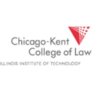 Chicago Kent School of Law logo.