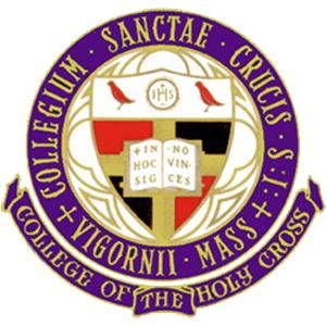 College of the Holy Cross logo.