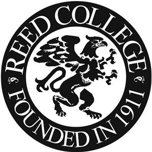 Reed College logo.