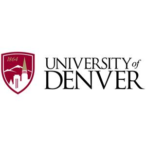 University of Denver logo.
