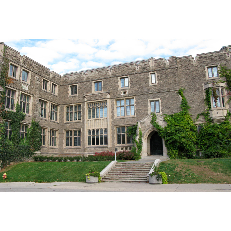 McMaster University picture.