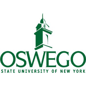SUNY College at Oswego logo.