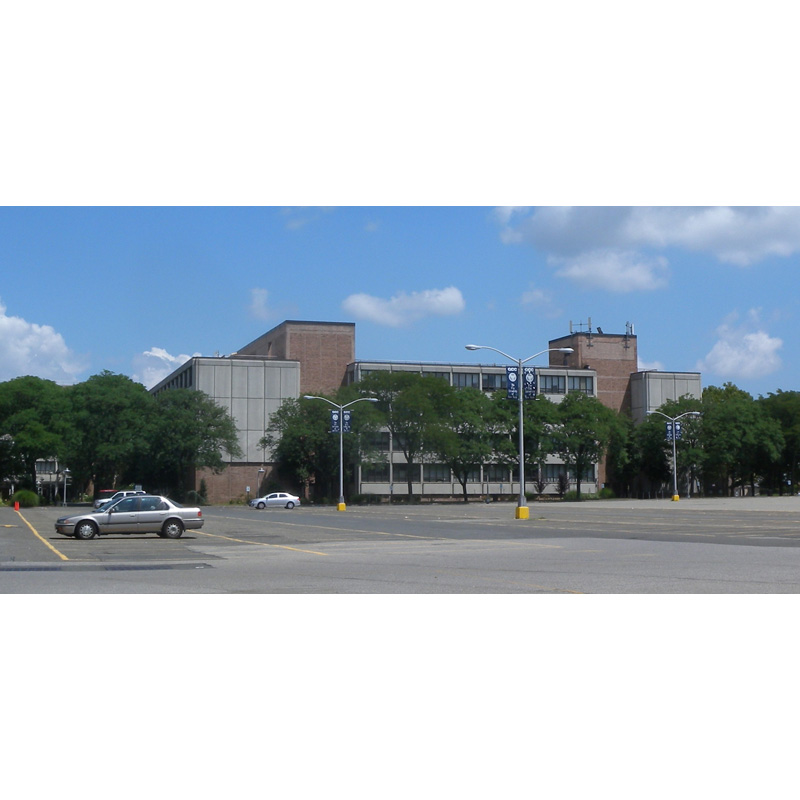 Queensborough Community College picture.