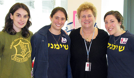 Simmons Hillel hosts 4th I Fest.