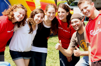 University of Maryland Hillel Students