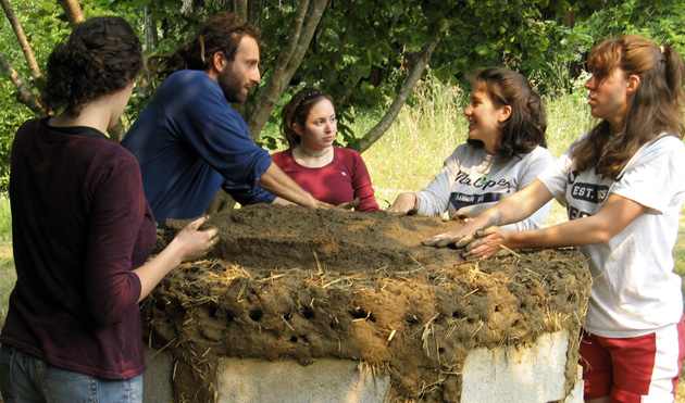 Jewish Farm School and Hillel Team Up.