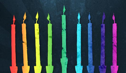 Light the Night; A GLBTQ Hanukkah.