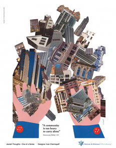 Hurricane Sandy - Chermayeff-poster Blog Post.