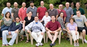 New directors and other professionals at 2009 Engagement Institute.