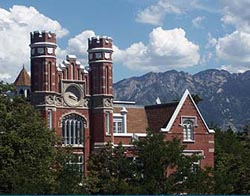 Westminster College, Salt Lake City, Utah.