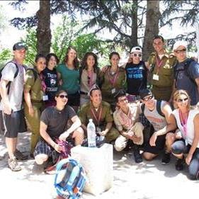 Taglit-Birthright Israel Hillel Group
