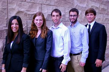 Illini Hillel Student Leaders.