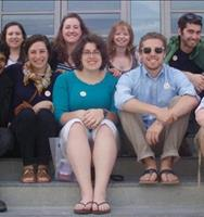 Group from Allegheny College Spring 2012.